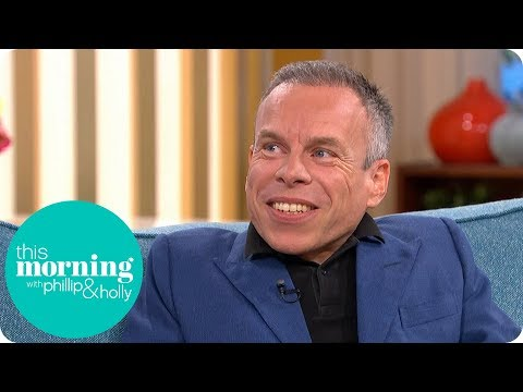 Is Warwick Davis the New Bear Grylls?!  This Morning