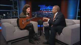 Sharon Isbin on Tavis Smiley