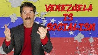 Stossel: Venezuela IS Socialism