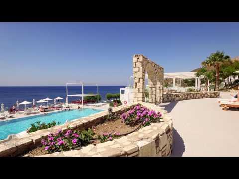 DIMITRA BEACH HOTEL 4.5* HB & AI - 2018 Summer KOS GREECE