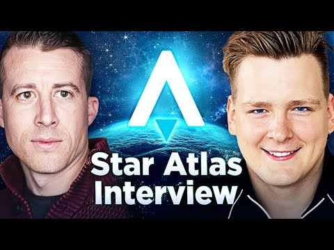 BIGGEST NFT GAME OF THE DECADE?? Star Atlas Interview 🤯