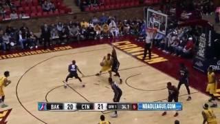 Damien Inglis 2015-16 NBA D-League Season Highlights