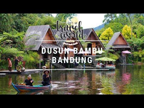 Traveling To Dusun Bambu Bandung