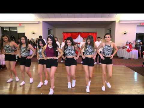 Coreografia de la Quinceañera Tania ( baile sorpresa)