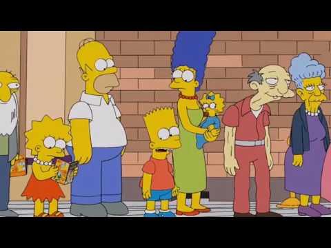 Download Los Simpson #49 HD  El abuelo glamoroso  Mejores Capitulos Completos En Español Latino
