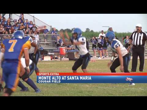 Monte Alto's Early Scores Hold Up Against Santa Maria