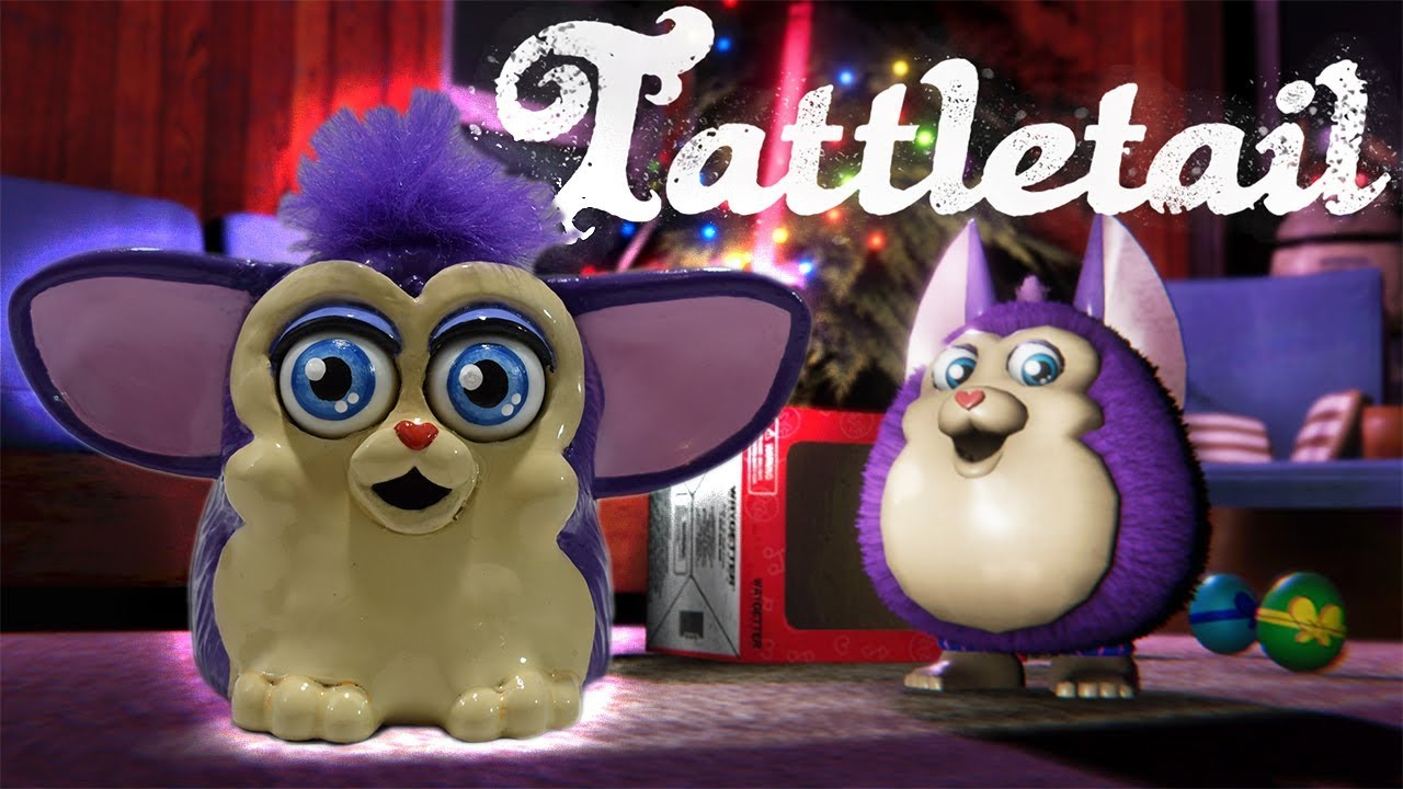 Tattletail In Real Life Diy Custom Tattletail Tutorial