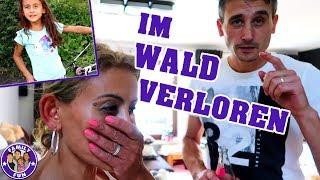 VERLOREN MIT KIND IM WALD Daily Vlog #102 Our life FAMILY FUN