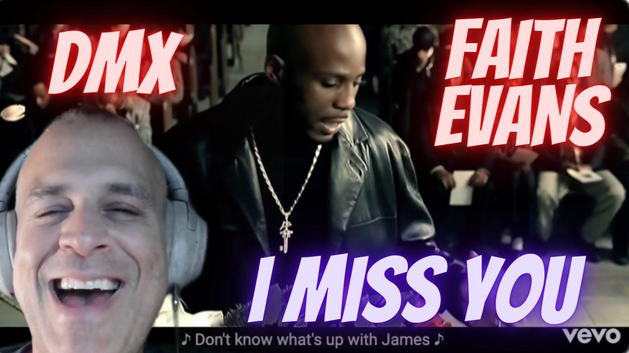 Download DMX - I Miss You (Official Music Video) ft. Faith Evans-REACTION