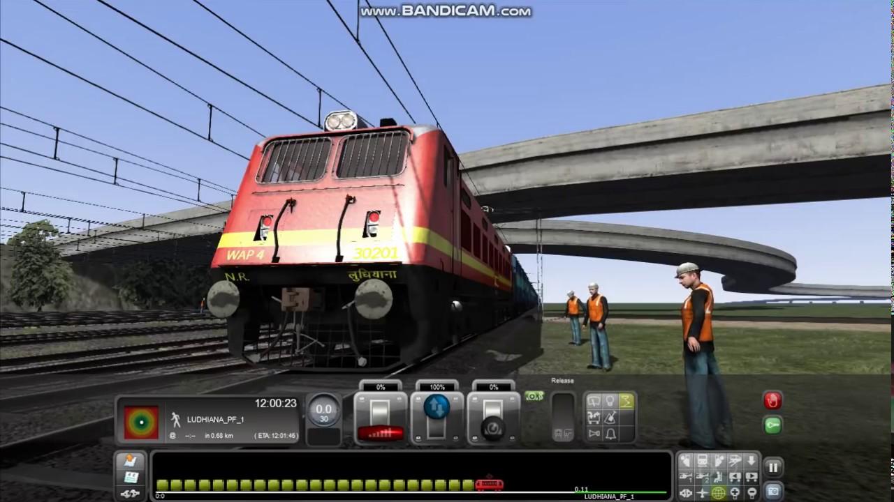PC GAME Railworks Train Simulator 2017 Indian Route Addons ...