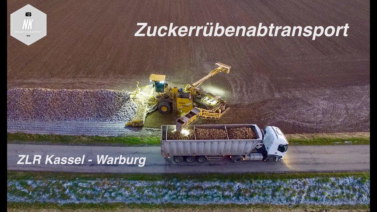 Zuckerrübentransport