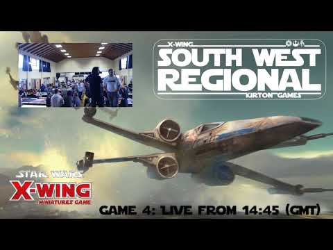 Games 4 Onwards - South West X-Wing Regional 2018