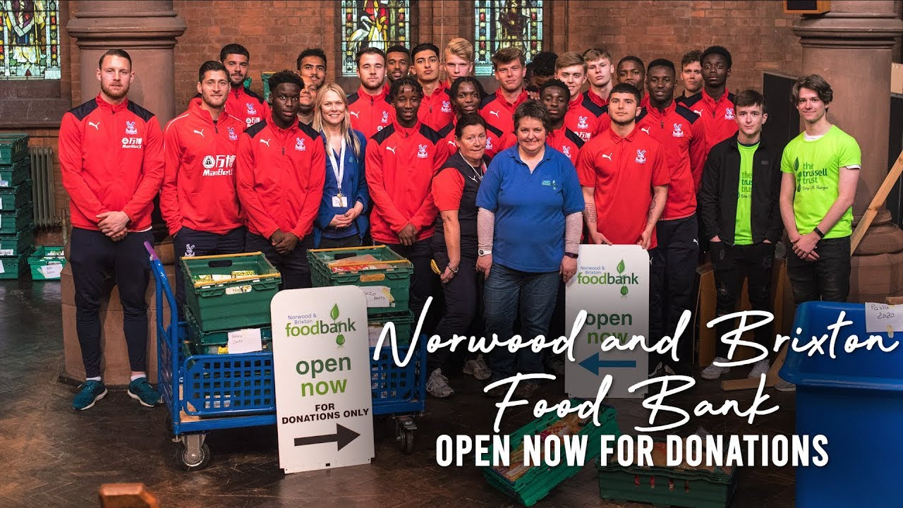 Norwood Brixton Food Bank Open Now For Donations