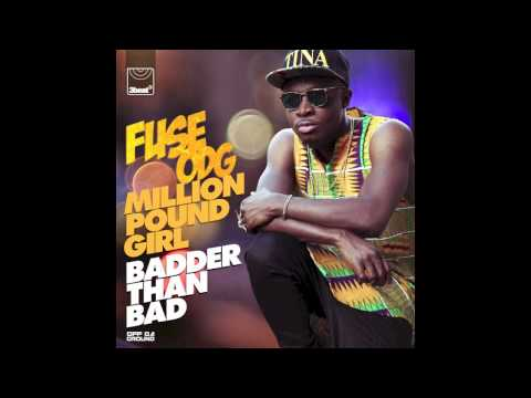 Fuse ODG - Million Pound Girl (Remix ft. Konshens)