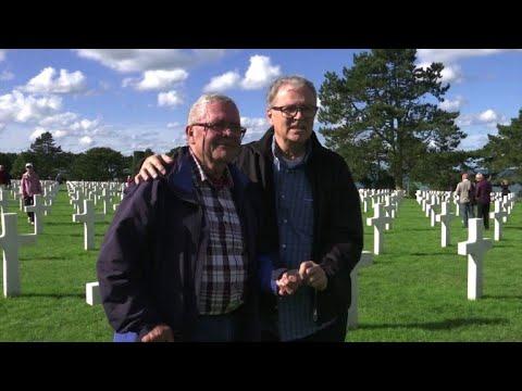 Grâce à l'ADN, il découvre sa famille américaine à 72 ans