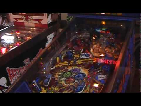 Metallica Custom Pinball