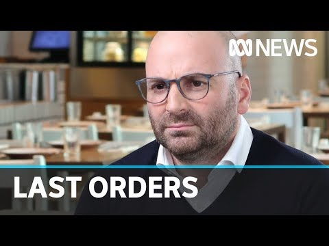 Former Masterchef judge George Calombaris's restaurant group goes into administration | ABC News