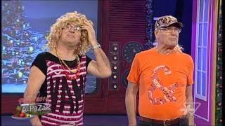 Parodistet e Vlores - Al Pazar 1 Janar 2014 - Show Humor - Vizion Plus