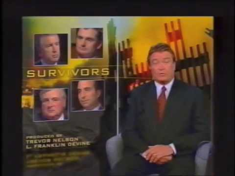 60 minutes Story on Sandler O'Neill after 9/11.