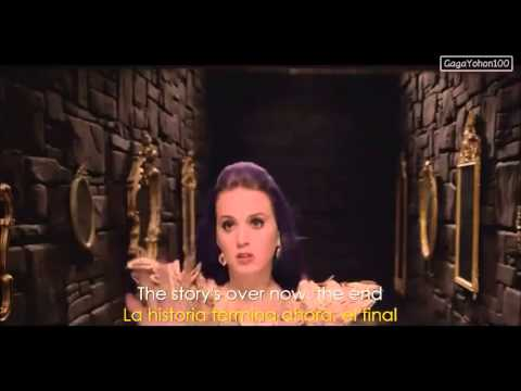 Katy Perry ~ Wide Awake (Lyrics - Sub. Spanish/Español) Official Video