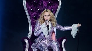 Madonna Defends Her Billboard Prince Tribute After BET Throws Shade