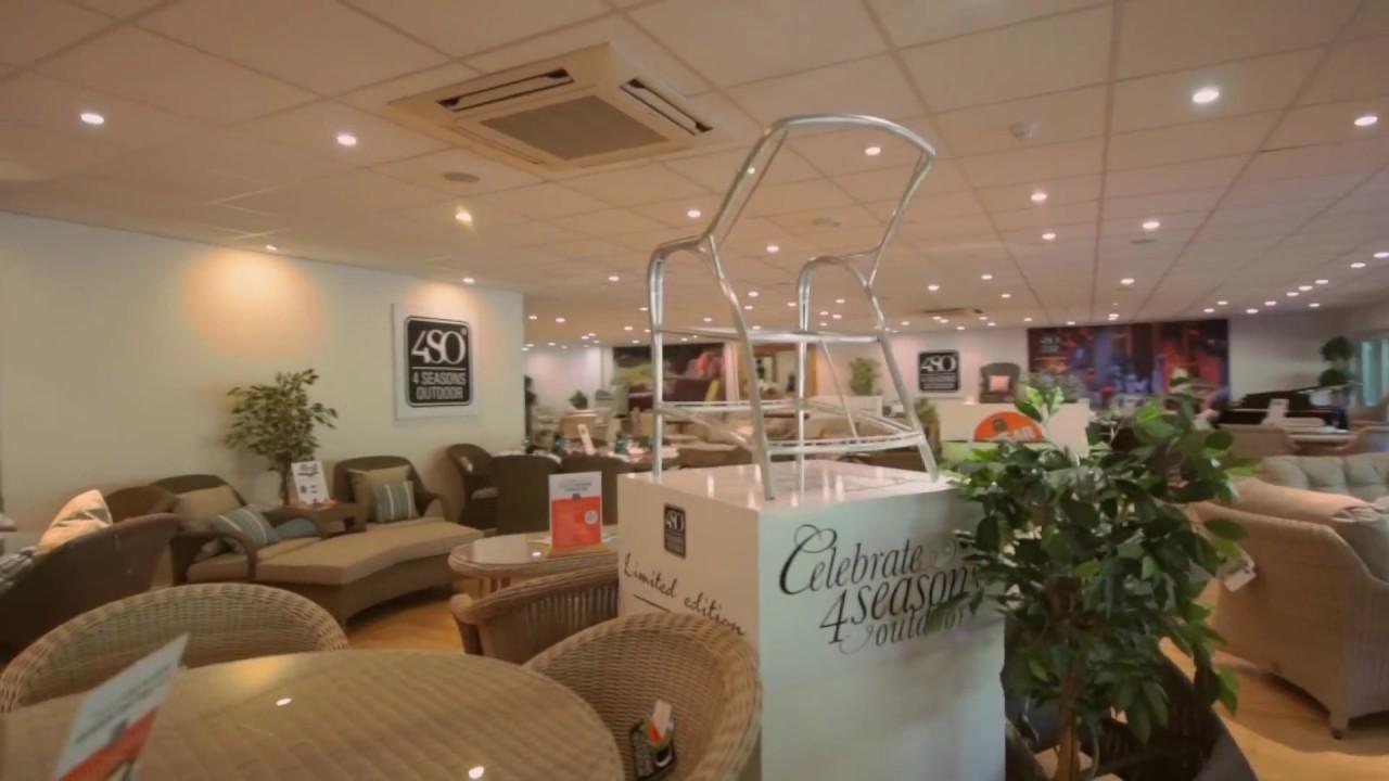 4 Seasons Outdoor & Alexander Rose Garden Furniture at the UK\'s largest  showroom