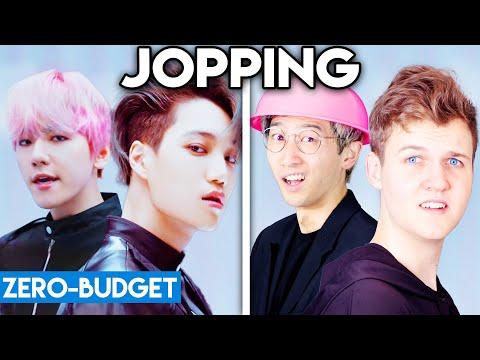 K-POP WITH ZERO BUDGET! (SuperM - Jopping)