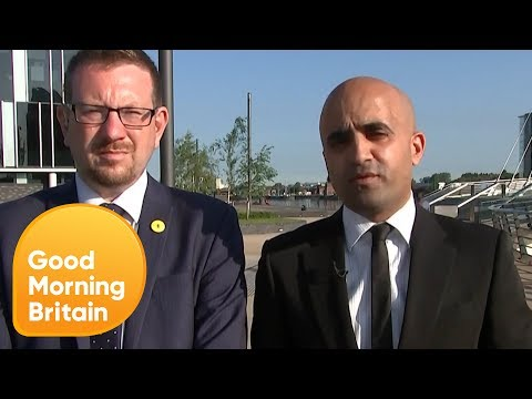 Mohammed Shafiq Thinks Piers Should 'Reflect on His Language' | Good Morning Britain