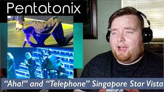 "Pentatonix | ""Aha!"" and ""Telephone"" Singapore, The Star Vista  