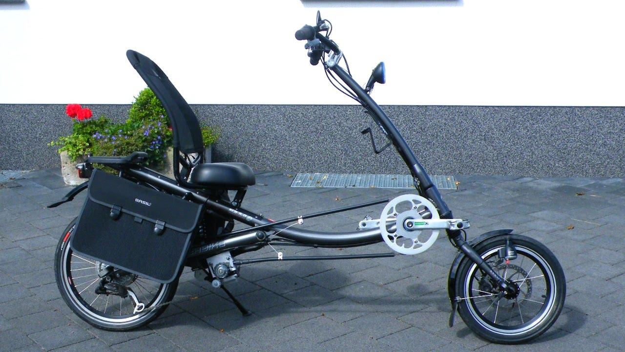 scooterbike elektro fahrrad pedelec youtube. Black Bedroom Furniture Sets. Home Design Ideas