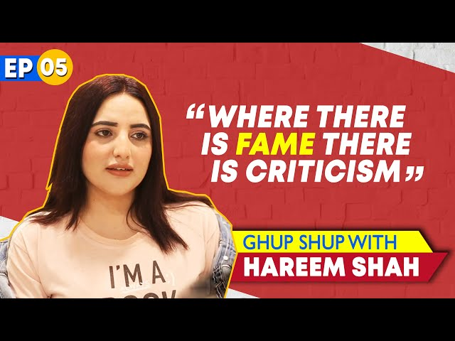 Tiktok Queen Hareem Shah And Her Controversies