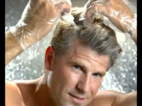 3KA.com.tr: Just For Men Shampoo-in Haircolor - YouTube