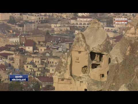 Şehir Hikayeleri  24 Mart 2018 Kapadokya