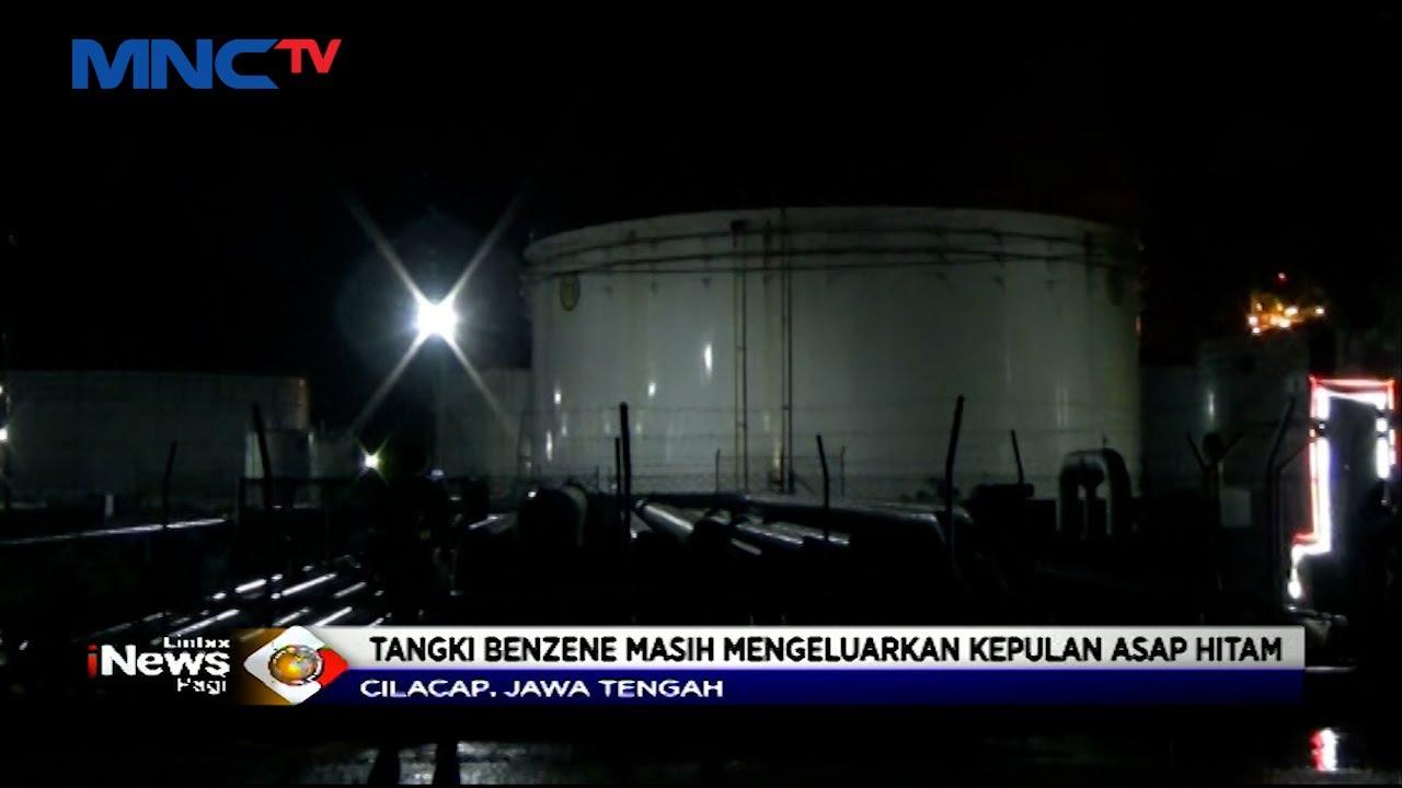 Kebakaran Tangki Pertamina Cilacap Tidak Mengganggu Pasokan BBM - LIP 13/06