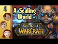 Let's Play World of Warcraft: A Scaling World Co-op Part 4 - Westfall