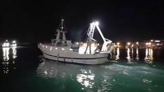 Termina il fermo pesca: si torna in mare aperto