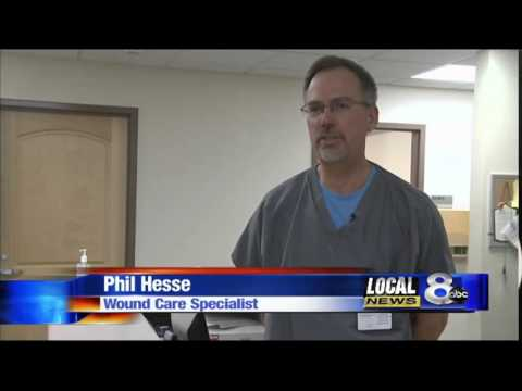 Hospital rolls out wound care program