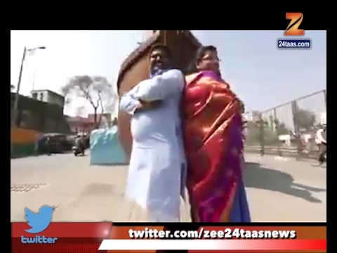 Pune | Shantabai Song For NCP Contestant