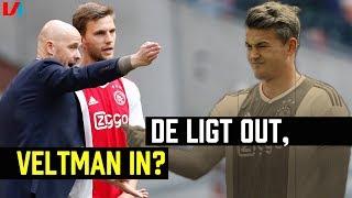 Veltman Over Opvolger De Ligt: 'Ik Kan Heerlijk op Die Plek Spelen'