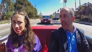 Comedians In Cars Getting Coffee - Jerry Seinfeld & Miranda Sings