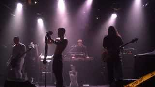 """The Ersatz """"Dead Space Parasite"""" Live Le Ferrailleur Nantes w/ COVENANT October 20th 2013 [HD]"""