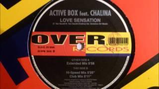 Active Box feat. Chalina - Love Sensation