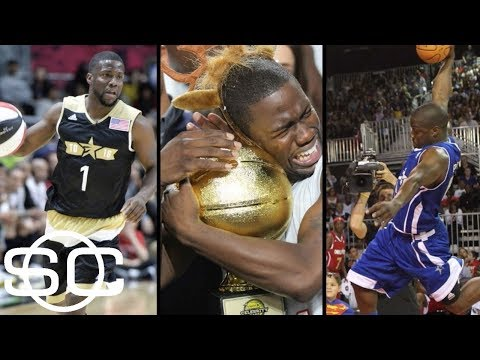 Greatest NBA All-Star Celebrity Game moments: Kevin Hart, TO