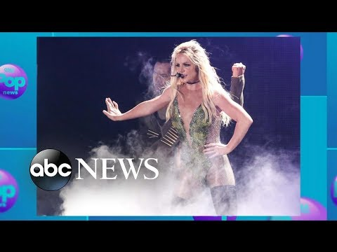 Britney Spears passes Celine Dion as highest paid entertainer in Las Vegas