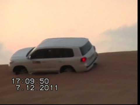 DESERT SAFARI-BEST DRIVE-DUBAI–See driver's best skill to drive in desert