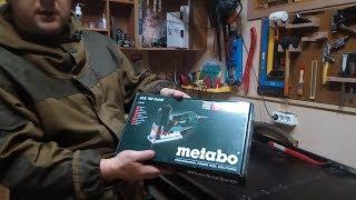 честный обзор+тест лобзика metabo