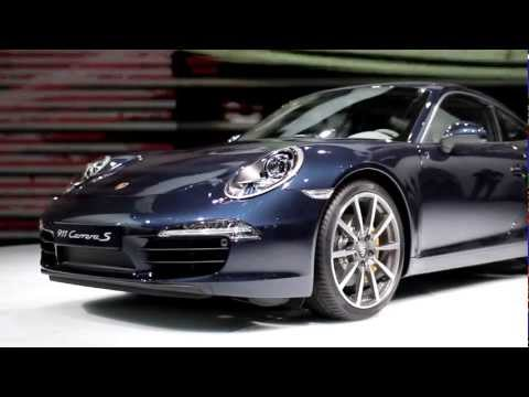 Frankfurt Motor Show: What it takes to design a 911