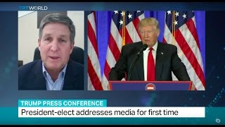 Trump Press Conference: Interview with Todd Kent