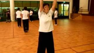 Tai Chi 13 Steps Warm-up Exercises