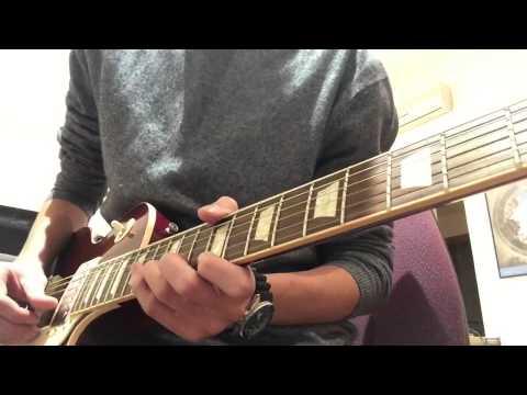 The Musical Box- Genesis Guitar Cover